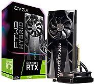 EVGA GeForce RTX 2080 XC GAMING 8GB GDDR6 مراوح ثنائية HDB & بطاقة رسومات LED RGB FTW3 Hy