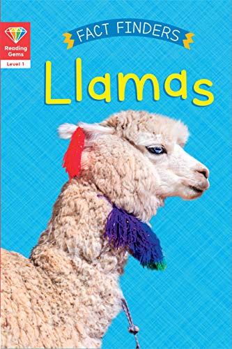 Reading Gems Fact Finders: Llamas (Level 1) (English Edition)