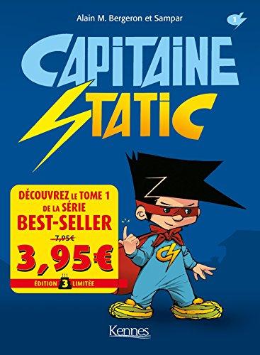Capitaine Static T01 - Offre découverte