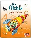 Die Olchis - Lustige ABC-Spiele von Becker, Christian (2012) Broschiert