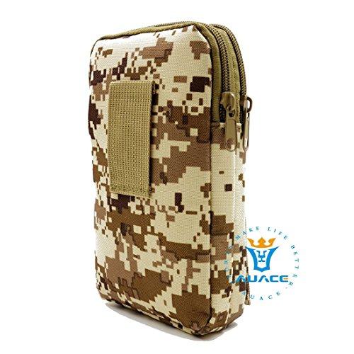 Multifunktions Survival Gear Tactical Beutel MOLLE POUCH Service Bag, Outdoor Camping Tragbare Travel Bags Handtaschen Werkzeug Taschen Waist Bag Handy Pouch DDC