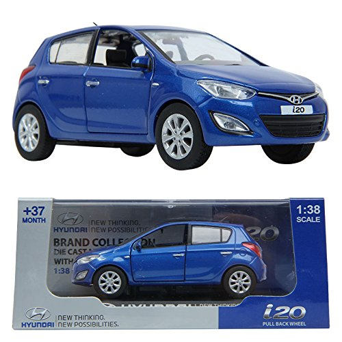 pino-bd-hyundai-i20-138-diecast-miniature-display-case-blue-color