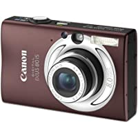"Canon Digital IXUS 80 IS Digitalkamera (8 Megapixel, 3-fach opt. Zoom, 2,5"" Display, Bildstabilisator) braun"