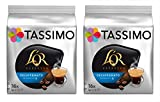 2 x Tassimo Lor Espresso Decaffeinated Decaf Coffee 16 Discs/Servings (Total 32 Servings)