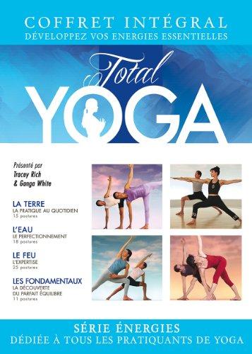 Total Yoga - Coffret 4 DVD
