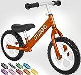 Cruzee OvO Balance Bike - 12 (Orange) by Cruzee