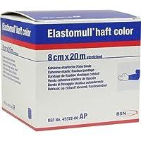 ELASTOMULL haft color 8 cmx20 m Fixierb.blau 1 St Binden preisvergleich bei billige-tabletten.eu