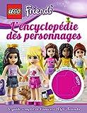 Best Friend Livres - Lego Friends : L'Encyclopédie des personnages Review