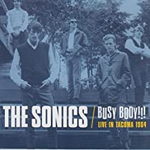 Busy Body!!! Live in Tacoma 1964