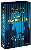 Coffret 2 DVD  'Le Meilleur du théâtre de R. Lamoureux'
