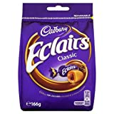 #10: Cadbury Eclairs Classic Pouch, 166g