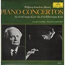 Mozart Piano Concertos No.13 In C Major