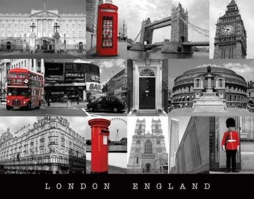 empireposter - London - England - Größe (cm), ca. 50x40 - Mini-Poster, NEU - - Mini-poster
