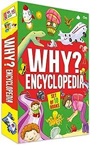 Encyclopedia : Why? Encyclopedia Set of 10 Books