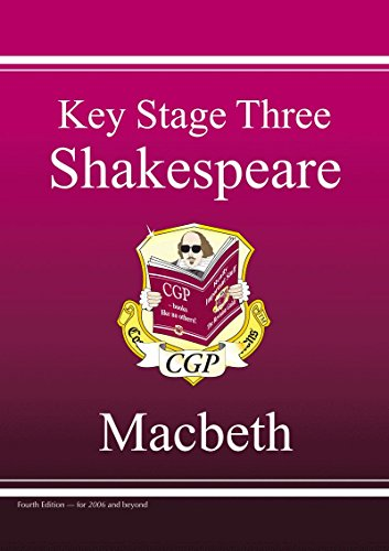 KS3 English Shakespeare Text Guide - Macbeth: Macbeth Pt. 1 & 2 (Third ed)