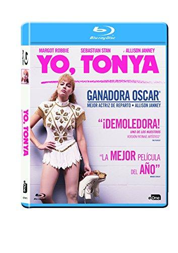 Yo, Tonya Blu-Ray [Blu-ray]