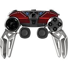 Mad Catz - Mando modulable L.Y.N.X.9 (Bluetooth), color rojo
