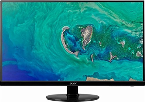 Acer 27 inch (68.58 cm) LED Monitor - 1920 X 1080 Resolution - S271HL H (Black)