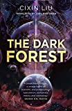 The Dark Forest by Cixin Liu front cover