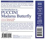 Opéra Explained: Puccini - Madama Butterfly (Smillie)