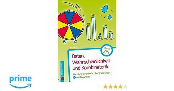 Daten, Wahrscheinlichkeit und Kombinatorik – Klasse 3/4 ...