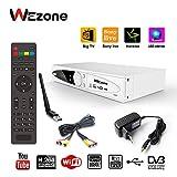Best Hd Satellite Receivers - Wezone 8007 DVB-S2 Set Top Box Satellite TV Review