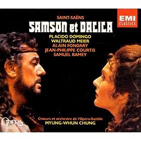 Samson et Dalila - Acte II : Qu'importe � mon coeur d�sol� (Dalila, Samson)