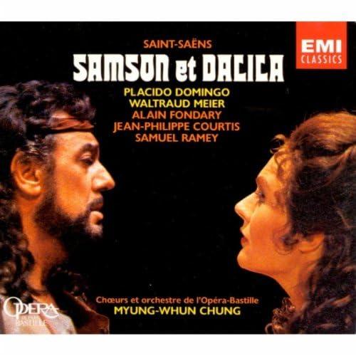 Samson et Dalila - Acte III : L'aube qui blanchit déjà les coteaux (Les Philistins)