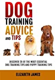 Dog Training Advice and Tips: Discover 28 Essential Dog Training Tips and Puppy Training Tips - These are Ways to Handle Dog Behavior Problems and Use Basic Dog Obedience Training