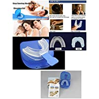 ANTI SNORE/SNORING STOPPER MOUTH GUARD CUSTOM FIT * CLINICALLY PROVEN TO ELIMINATE THE PROBLEM OF SNORING * preisvergleich bei billige-tabletten.eu
