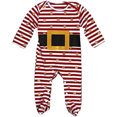 Kingko® Moda bambini vestito infantile della ragazza del neonato di