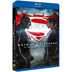 Batman V Superman: El Amanecer De La Justicia (Blu-ray + Copia Digital) [Blu-ray]