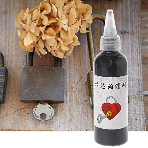 FXCO 1Bottle - Lubricante en polvo de grafito para cerraduras y cerraduras de culatas (100 ml)