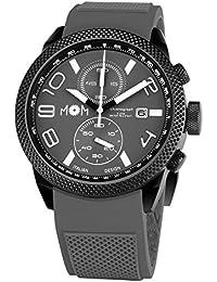 M.O.M. manifattura orologiaia modenese Modena Chrono PM7100 – 92 – Reloj de  Pulsera Hombre 0e8c32fbcd4e