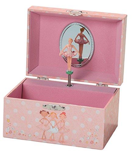 Kostüm Schmuck Ballerina Box - Die San Francisco Musik Box Company Ballerina Andenken Schmuck Box