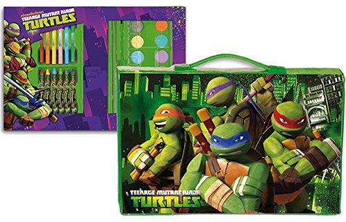 Tortugas Ninja Maletin 30 Piezas, Estuche Neceser