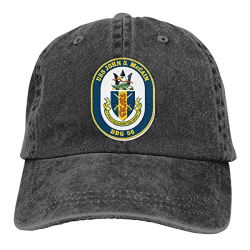 Doormat-bag Navy USS John S McCain DDG56 Vinyl Transfer Summer Cool Heat Shield Unisex Adult Cowboy Hat - Arkansas Vinyl