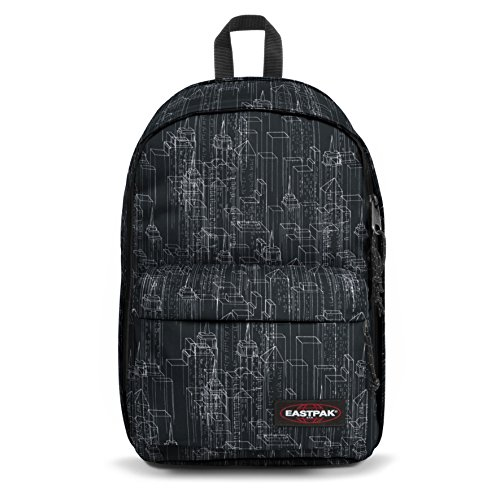 Eastpak BACK TO WORK Sac à dos loisir, 43 cm, 27 liters, Noir (Black Blocks)