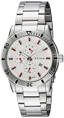 Titan 1621SM02 Men's Watch image.