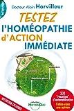 Image de Testez l'homéopathie d'action immédiate