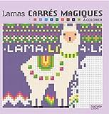 Carrés mystères Pixel Lamas
