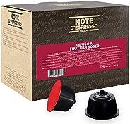 Note D'Espresso Infuso ai Frutti di Bosco in Capsule Compatibili con Sistema Dolce Gusto - 144 g (48 x