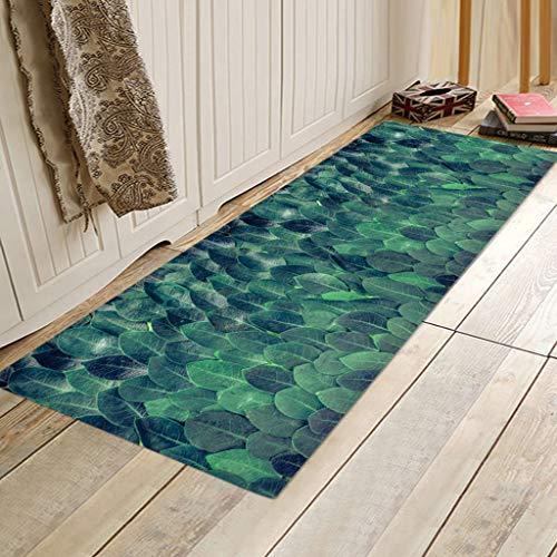 Carpet_Chsheeppich Küche Teppich Anti-Slip Mute Teppich Schlafzimmer Teppich , Teppiche Anti-Skid Yoga Teppich Für Wohnzimmer Schlafzimmer Teppiche 40X120Cm (B) -