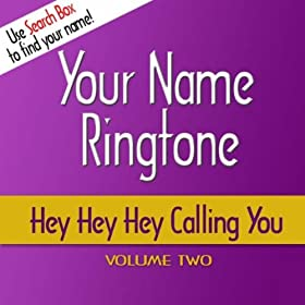 Greg Calling You, Hey Hey Hey