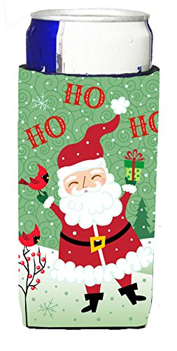 merry-christmas-santa-claus-ho-ho-ho-michelob-ultra-koozies-for-slim-cans-vha3016muk