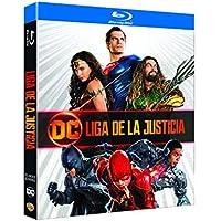 Liga De La Justicia Ed. 2018 Blu-Ray