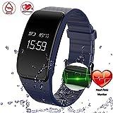 Best Next Blood Pressure Monitors - Getfitsoo Sport Fitness Tracker, Heart Rate Monitor Smart Review
