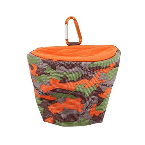 MAJOR DOG Camo Dizzy snackbag Bauchtasche