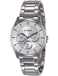 Citizen Analog White Dial Men's Watch - AG8351-86A