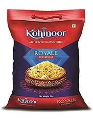 Kohinoor Royale Authentic Basmati Rice, 5 kg Pack
